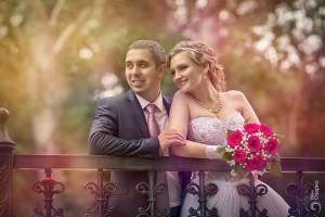 Фотосессия после свадьбы,